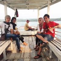 Photo taken at Umang Island Resort by Opik Elsyarma M. on 2/9/2016