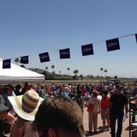 Photo taken at Turf Paradise by Christine D. on 5/4/2013
