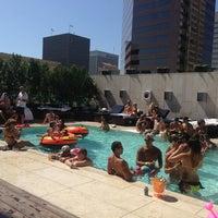 Photo taken at Kimpton Hotel Palomar San Diego by Christine D. on 7/14/2013