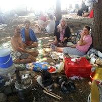 Photo taken at Kapaklı Plajı by Serdar Y. on 8/31/2014