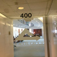Photo taken at The Accel Group by Emily S. on 6/19/2013