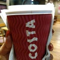 Photo taken at Costa Coffee by Taarini NB &. on 8/26/2014