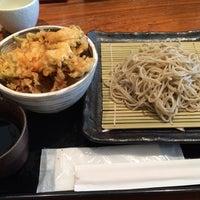 Photo taken at 手打そば・食彩酒処 凪 by Eiichiro I. on 5/30/2014