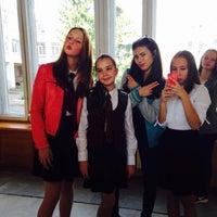 Photo taken at Институт Образования by Polina P. on 9/1/2015