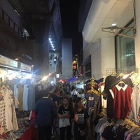 Photo taken at Siam Square Night Market by Boon Kai T. on 6/5/2016