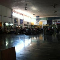 Photo taken at Central de Autobuses del Sur by Fercho A. on 12/3/2012