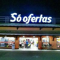 Foto tirada no(a) So Ofertas Supermercados por Thiago Q. em 5/4/2013