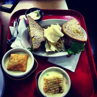 Photo taken at Jason's Deli by desy h. on 10/12/2012