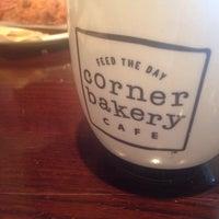 Photo taken at Corner Bakery by Joel J. on 8/5/2017
