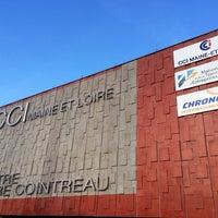 Photo taken at CCI de Maine et Loire by leFada__David .. on 6/2/2014