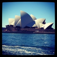 Photo taken at Sydney Opera House by Leslie on 4/23/2013
