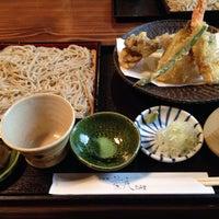 Photo taken at 是庵たみ吉(そば) by たろろん on 7/14/2014
