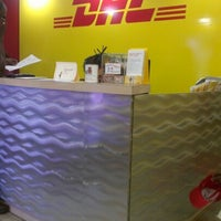Photo taken at DHL by Jayvan R. on 1/30/2013