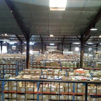Photo taken at ZALORA Warehouse by Rowie A. on 5/26/2014