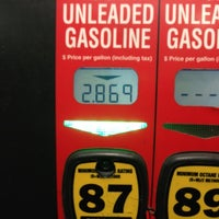 Photo taken at Kroger Fuel Center by Doug M. on 12/2/2012