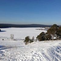 Photo taken at Бессонова гора by Roman M. on 2/16/2013