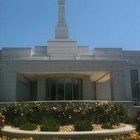 Photo taken at Reno Nevada Temple by Michael C. on 8/4/2013