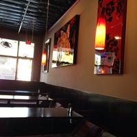 Photo taken at Koi Sushi and Thai by Bryan T. on 4/22/2014