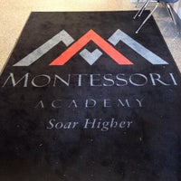 Photo taken at Montessori Academy by Bryan T. on 5/22/2014