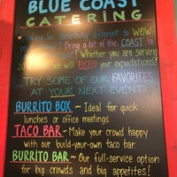 Photo taken at Blue Coast Burrito by Bryan T. on 2/9/2017