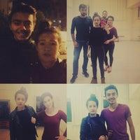 Photo taken at Makü Latin Dans Salonu by İrem Ö. on 11/29/2015