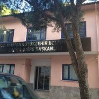 Photo taken at manisa zabıta müdürlüğü by Oğuzhan D. on 7/10/2014