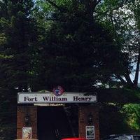 Photo taken at Fort William Henry by Scott V. on 5/17/2014