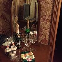 Photo taken at Барышкофф Отель / Baryshkoff Hotel by Alex N. on 4/15/2017