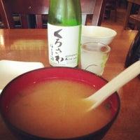 Photo taken at Yokohama Sushi by Michelle M. on 12/16/2012