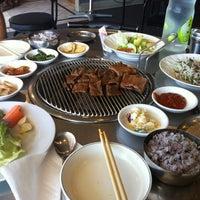 Photo taken at Epping Korean BBQ by Pornsiri R. on 10/18/2012