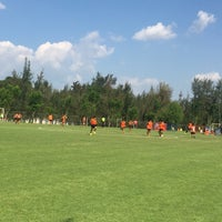 Photo taken at Canchas Cucea by Carlota G. on 7/19/2016