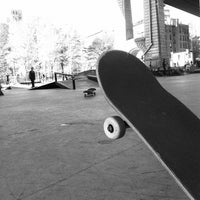 Photo taken at Coleman Playground Skatepark by Joe C. on 11/22/2012