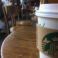 Photo taken at Starbucks 星巴克 by Sachin K. on 5/10/2016