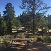 Photo taken at Ruby's Inn Campground by Benjamin A. on 6/19/2015