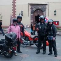 Photo taken at Jiquilpan de Juárez by Cocoy P. on 1/25/2015