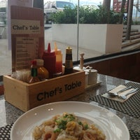 Photo taken at Chef's Table @Rimping Grocery (Mali place) by Nattakorn M. on 3/22/2014