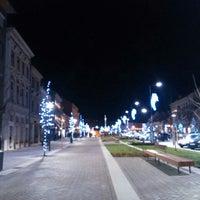 Photo taken at Várkerület by Zsófi K. on 12/13/2015