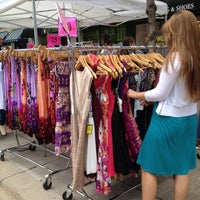 Photo taken at Maxwell Street Days by Dawn B. on 7/18/2014