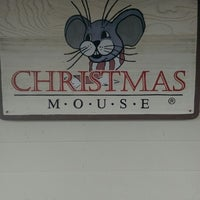 Photo taken at Christmas Mouse by Tory K. on 5/6/2014