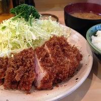 Photo prise au Tonkatsu Maruichi par akkychan le3/2/2013