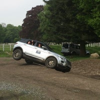 Photo taken at Landrover Experience by Kevin V. on 4/25/2014