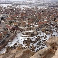 1/19/2013 tarihinde Ulaş A.ziyaretçi tarafından Uçhisar Kalesi'de çekilen fotoğraf