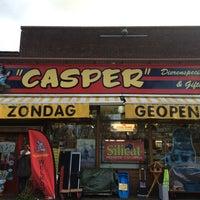Photo taken at Caspar by Maarten T. on 1/30/2016