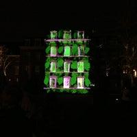 Photo taken at Binnenplaats Hermitage (Amstelhof) by Maarten T. on 12/30/2012