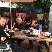 Photo taken at De Pitstop by Maarten T. on 8/8/2015