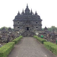 Photo taken at Candi Plaosan Lor by FatinAmani A. on 9/25/2017