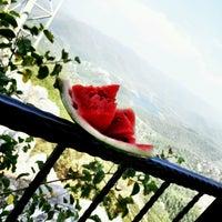 Photo taken at altın sivri gözetleme kulesi by Mustafa Y. on 8/5/2016