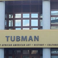 Photo taken at Tubman African American Museum by Gwendolyn H. on 11/27/2015