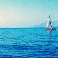 Photo taken at Aegean Sea by Koen V. on 8/3/2016