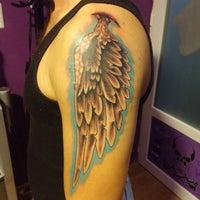 Photo taken at Bandirma Real Tattoo by Mehmet N. on 9/15/2015